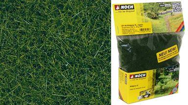 NOCH 07116 — Трава темно-зеленая (флок ~12мм ~40 г), 1:35—1:100