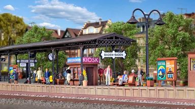 VOLLMER 43559 — Платформа «Baden-Baden», 1:87
