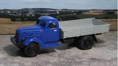 RUSAM-ZIL-164-10-750 — Грузовой автомобиль ЗИЛ 164 бортовой, 1:87, 1957—1964, СССР