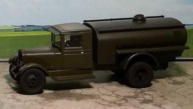 RUSAM-ZIS-5-61-900 — Автоцистерна большая ЗиС-5, 1:87, 1933—1958, СССР