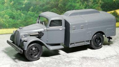 RUSAM-FORD-V8-65-900 — Автомобиль бензовоз Ford V8, 1:87, II, Wehrmacht