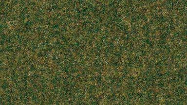 AUHAGEN 75594 — Трава «Тёмный луг» (флок ~2мм, ~20 г), 1:18—1:220