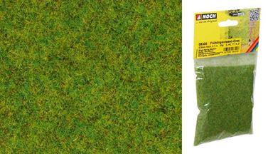 NOCH 08300 — Трава «Весенний луг» (флок ~2.5мм, 20 г), 1:20—1:250 Сделано в ЕС