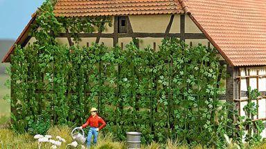 BUSCH 1264 — Дикий виноградник, 1:87