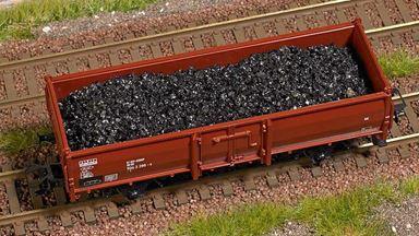 BUSCH 1680 — Уголь для вагонов, 1:87