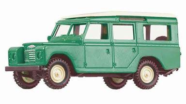ROCO 05362 — Автомобиль внедорожник Land Rover® 109, 1:87, IV-VI