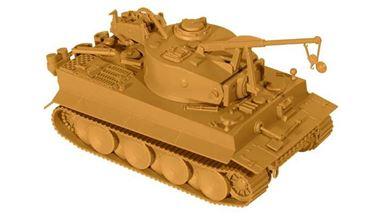MINITANK 05112 — БРЭМ «Bergetiger», 1:87, 1943—1945, Wehrmacht