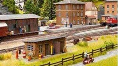 Изображение для категории Строения для железных дорог