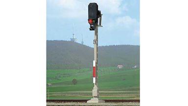 BUSCH 5821 — Двузначный светофор Блок-сигнал (LED), H0