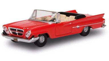 BUSCH 201129382 — Автомобиль кабриолет Chrysler® 300, 1:87, 1961