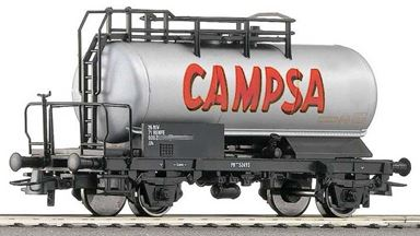 ROCO 56262 — Вагон-цистерна 2-осная «CAMPSA», H0, IV–V, RENFE