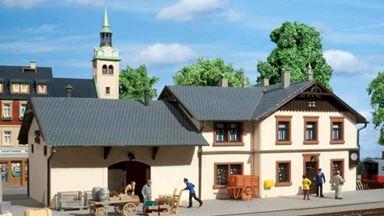AUHAGEN 11362 — Вокзал «Oberrittersgrün», 1:87, 1889–1971