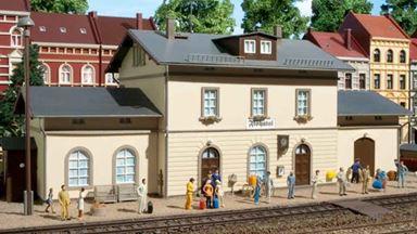AUHAGEN 11368 — Вокзал «Flöhatal», 1:87