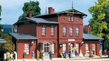 AUHAGEN 11381 — Вокзал «Krakow», 1:87