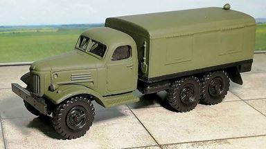 RUSAM-ZIL-157-41-900 — Генераторная установка на базе ЗИЛ 157, 1:87, 1958—1991