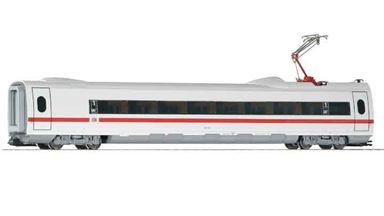 PIKO 57690 — Пассажирский вагон «ICE 3» с пантографом 1 кл., H0, V, DB AG