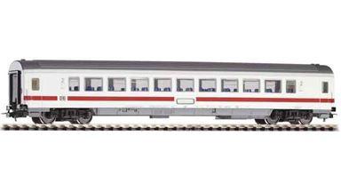 PIKO 57605 — Пассажирский вагон «IC» 2 кл. Bpmz 294.4, H0, V, DB AG