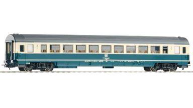 PIKO 57611 — Пассажирский вагон «IC» 2 кл. Bpmz, H0, IV, DB