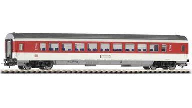 PIKO 57609 — Пассажирский вагон «IC» 2 кл. Bpmz 291.2, H0, V, DB AG