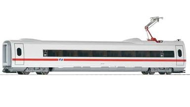 PIKO 57693 — Пассажирский вагон «ICE 3» с пантографом 2 кл., H0, V, NS