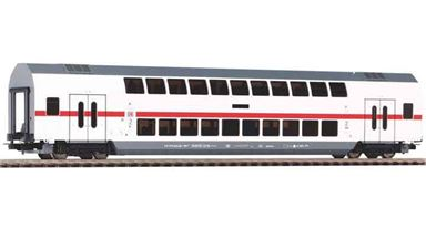PIKO 58801 — Двухэтажный пассажирский вагон «IC 2» 2 кл., H0, VI, DB AG