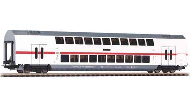 PIKO 58802 — Двухэтажный пассажирский вагон «IC 2» 1 кл., H0, VI, DB AG