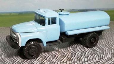 RUSAM-ZIL-130-65-660 — Автоцистерна ЗИЛ 130 для воды и полива, 1:87, 1963—1986, СССР