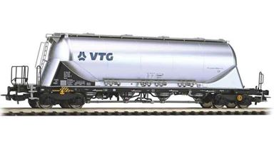 PIKO 58430 — Хоппер цементовоз Uacns, H0, VI, VTG