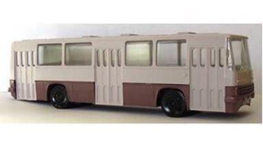 MODELLTEC 14130252 — Городской автобус Икарус 260 (окраска 52), 1:87, 1971—2002, СССР