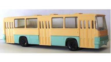 MODELLTEC 14130254 — Городской автобус Икарус 260 (окраска 54), 1:87, 1971—2002, СССР