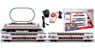 PIKO 57133 — Аналоговый стартовый набор «Пассажирский состав с электровозом BR 146», H0, VI, DB AG