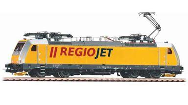 PIKO 59968 — Электровоз BR 386 «Regiojet», H0, VI, Regiojet