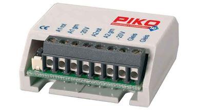 PIKO 55030 — Декодер управления электромагнитными устройствами (стрелками), Н0