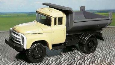 RUSAM-ZIL-130-70-450 — Автомобиль самосвал ЗИЛ 130, 1:87, 1963—1986, СССР