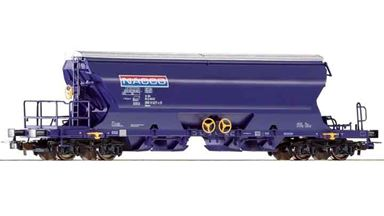 PIKO 54631 — Закрытый вагон-хопер Tanoos «Nacco», H0, V, DB AG