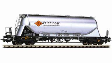 PIKO 58435 — Хоппер цементовоз Uacns «Feldbinder», H0, VI, Feldbinder