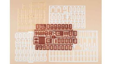 AUHAGEN 48648 — Окна и двери, 1:87—1:120