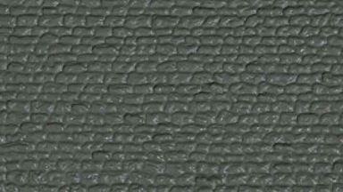 AUHAGEN 52410 — Бут мелкий рыхлый (пластик ~100×200мм), 1:87—1:120