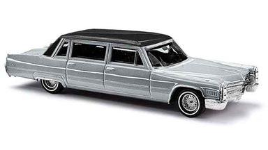 BUSCH 42958 — Лимузин Cadillac® серебристый металлик, 1:87, 1966