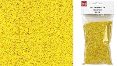 BUSCH 7054 — Присыпка жёлтая (~40 г), 1:35—1:220