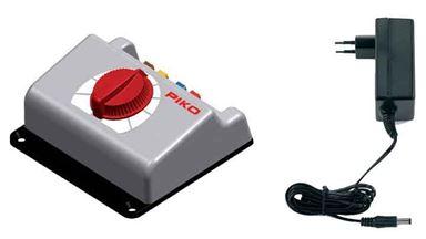 PIKO 55000 — Регулятор напряжения для аналоговой системы управления и блок питания