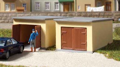 AUHAGEN 12341 — 2 гаража, 1:87—1:120