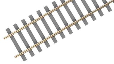 PIKO 55150 — Гибкий рельс (флекс) G940 ~940мм на шпальной решетке под бетон, H0