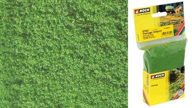 NOCH 07202 — Трава светло-зелёная (флокаж ~20 г), 1:10—1:1000 Сделано в Германии