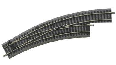 PIKO 55423 — Стрелка радиусная правая BWR на призме, H0