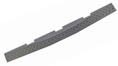 PIKO 55442 — Подложка электропривода стрелки, 6 шт., H0