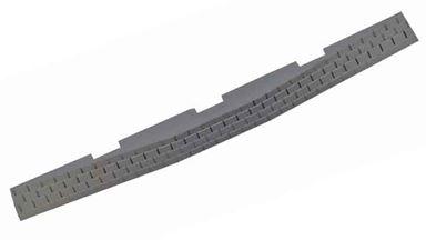 PIKO 55444 — Подложка электропривода правой радиусной стрелки, 6 шт., H0