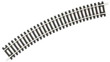 PIKO 55214 — Рельс радиуснй на шпальной решётке R4 R=545,63мм 30°, H0