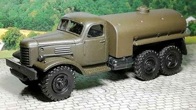 RUSAM-ZIL-157-61-110 — Автоцистерна ЗИЛ 157, 1:87, 1958—1991, СССР