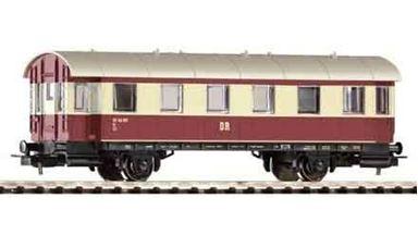 PIKO 57633 — Купейный вагон Bp 2 кл., H0, III, DR